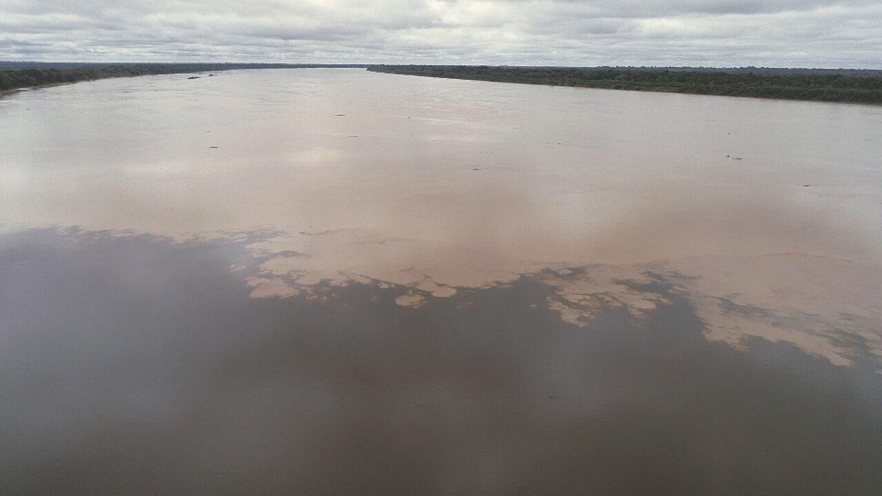 Parte 3: Pra fechar, tem uma vista espetacular do encontro das águas rondoniense
