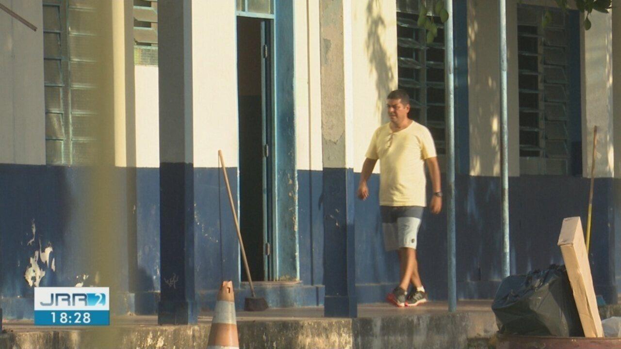 Presos pela PF em Roraima estão no CPC e há denúncias de regalias dentro da unidade