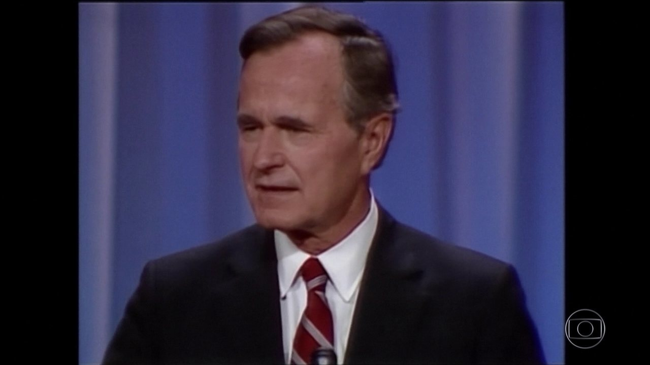 Morre, aos 94 anos, o ex-presidente americano George H.W. Bush