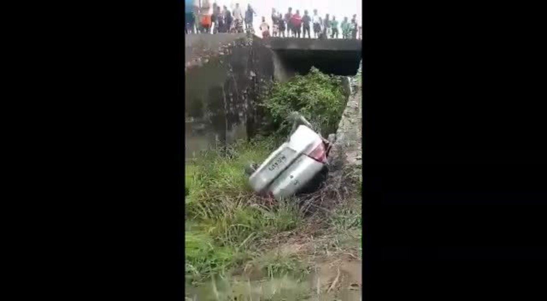 Carro capota em rodovia no interior de Alagoas e deixa 3 mortos