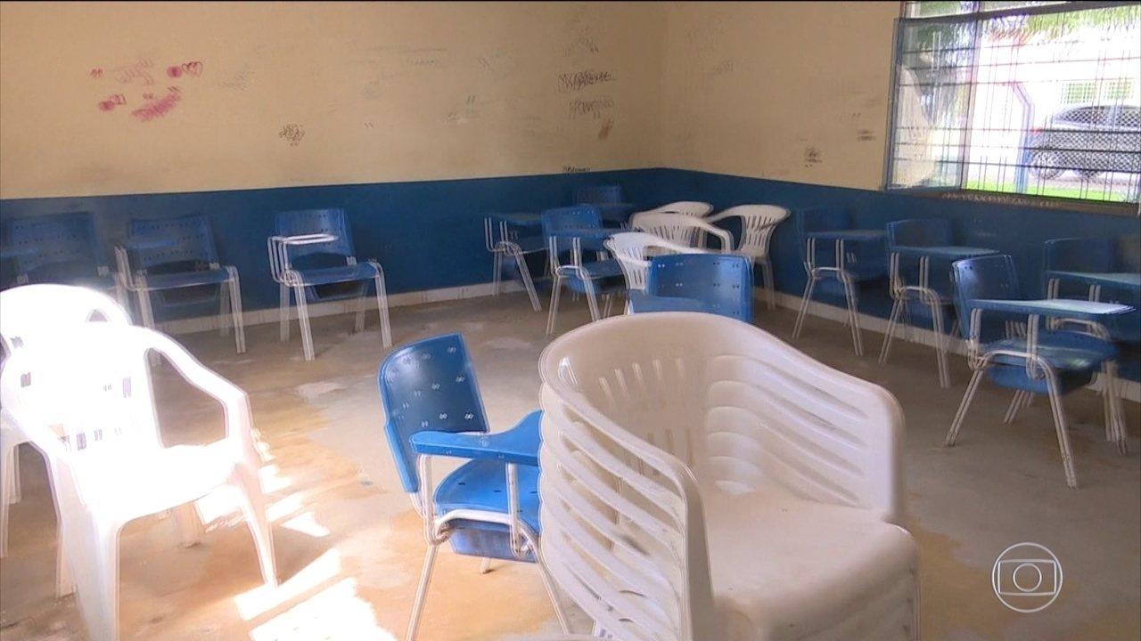 PF faz operação contra desvios na merenda escolar em Roraima