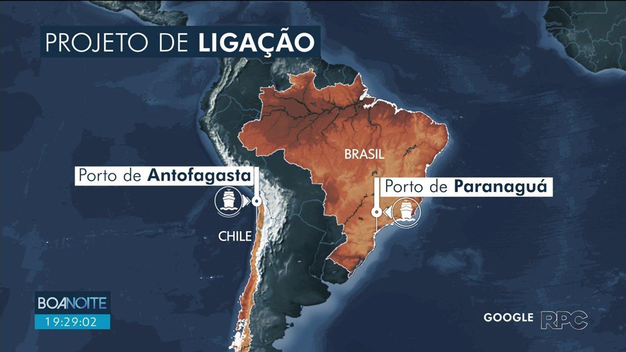 Governador eleito Ratinho Jr. se reúne com o presidente eleito Jair Bolsonaro