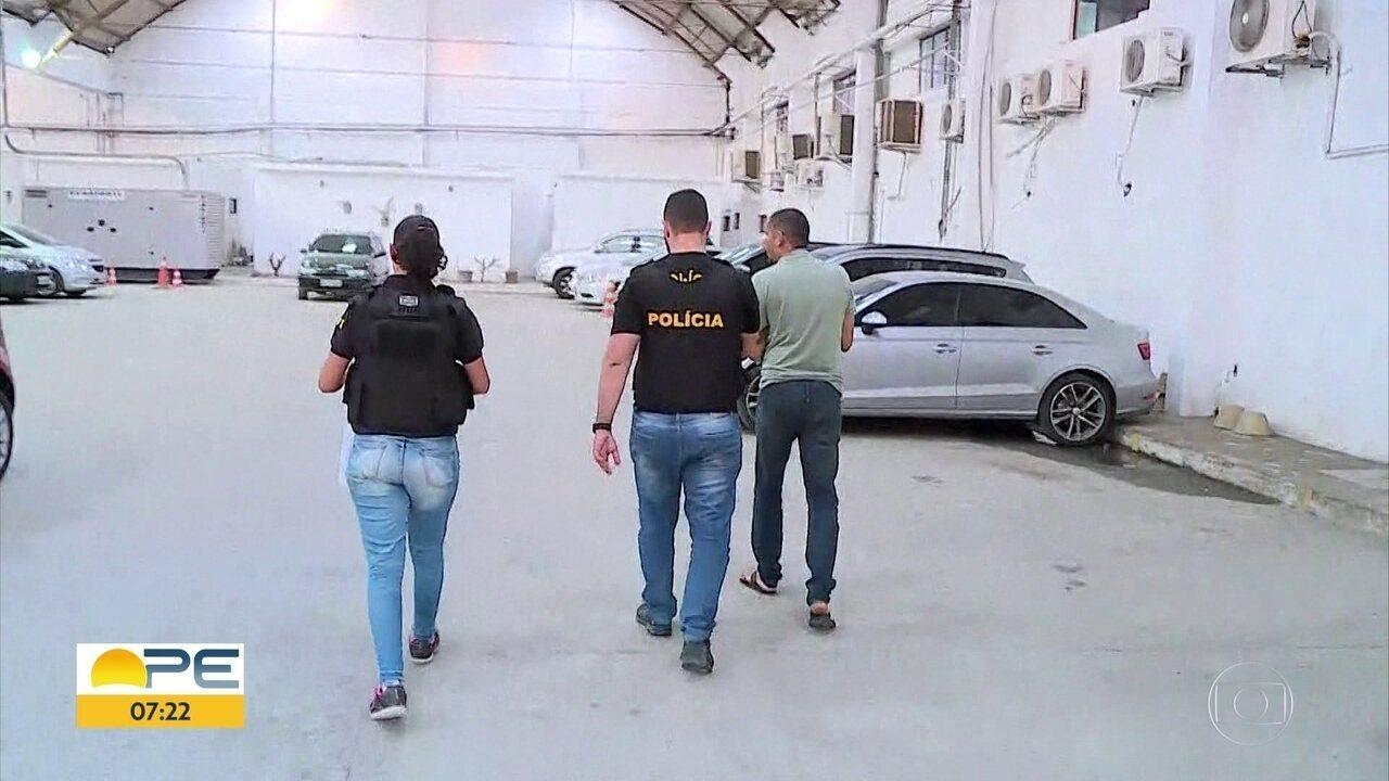Três são presos em operação de combate a esquema de R$ 16 milhões em sonegação fiscal