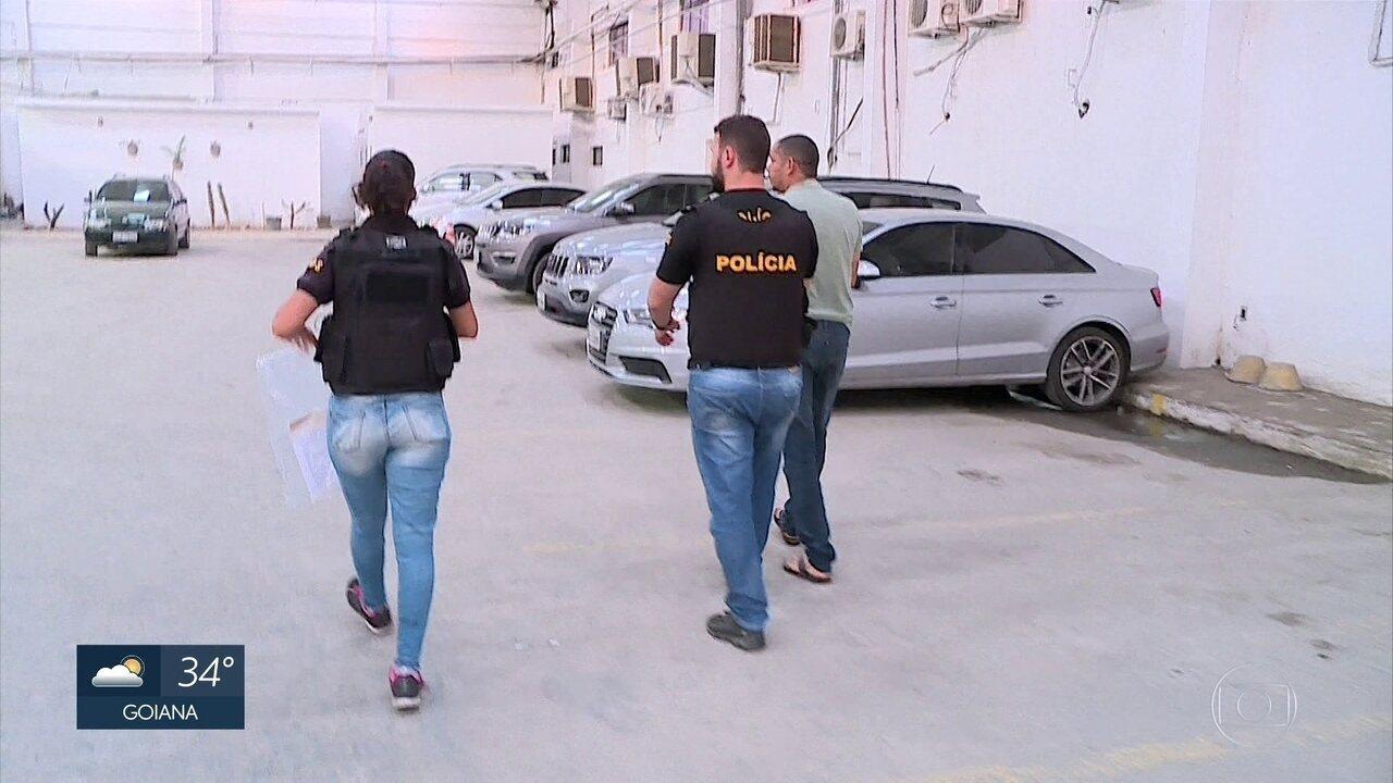 Três empresários são presos por sonegação fiscal no setor de combustíveis