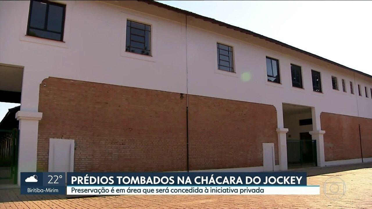 Prefeitura oficializou o tombamento do Parque Chácara do Jockey, na Zona Oeste