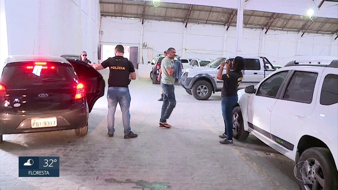 Empresários são presos por sonegação de impostos no setor de combustíveis em Pernambeco