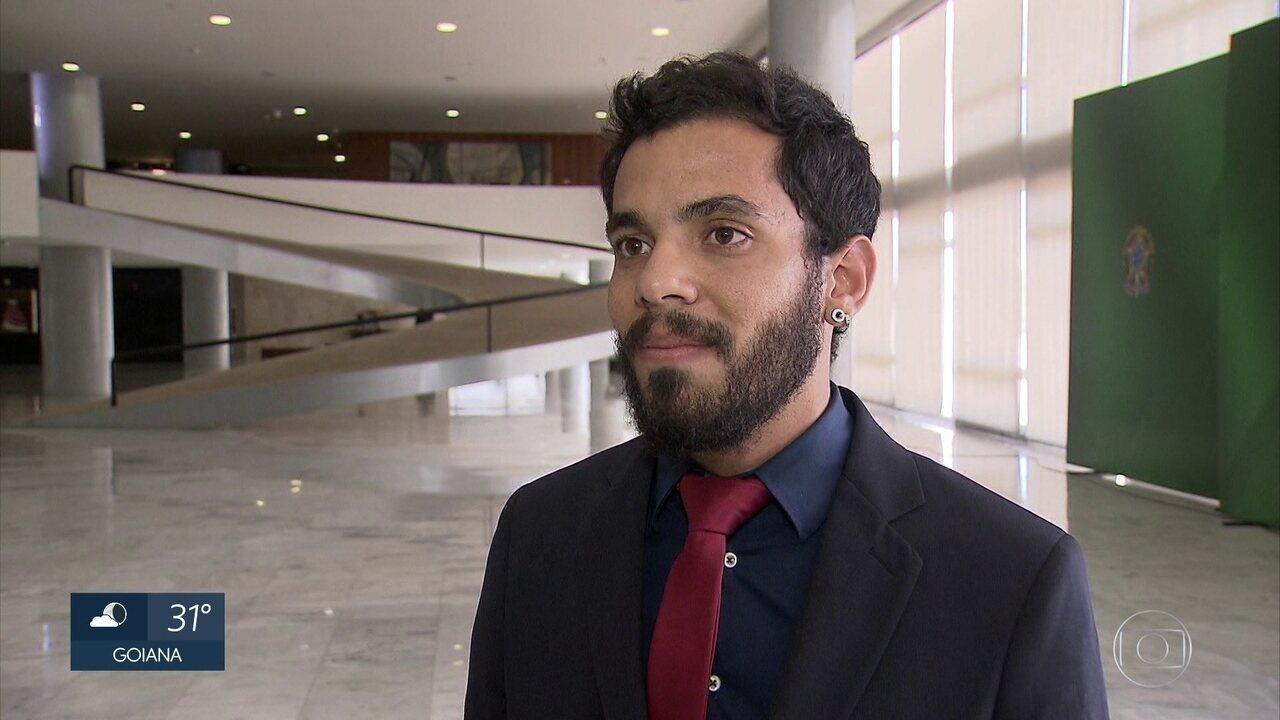 Estudante da UFPE recebe Prêmio Jovem Cientista em Brasília
