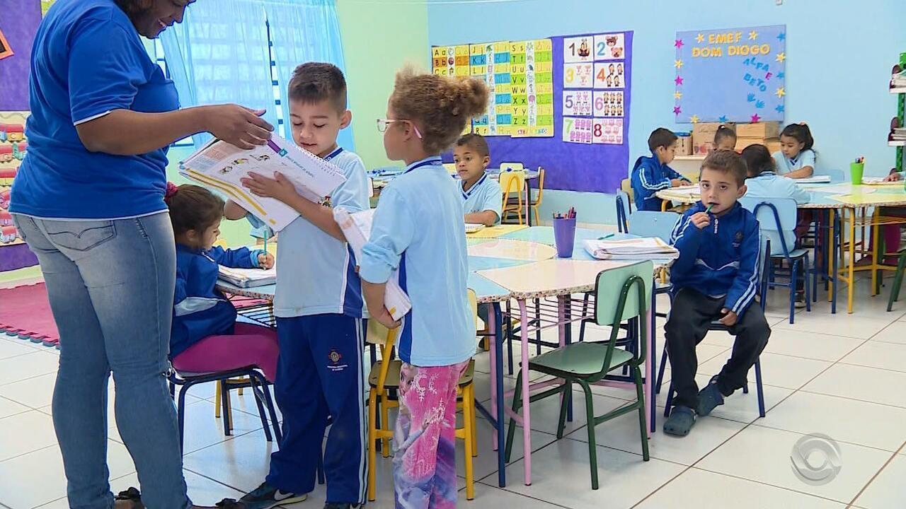 Faltam 120 mil vagas na educação infantil no RS, segundo estudo do TCE