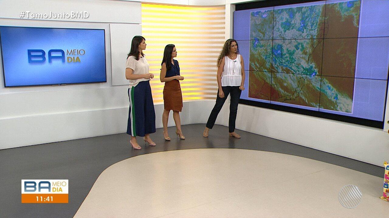 Especialista comenta sobre o fenômeno climático registrado na Bahia