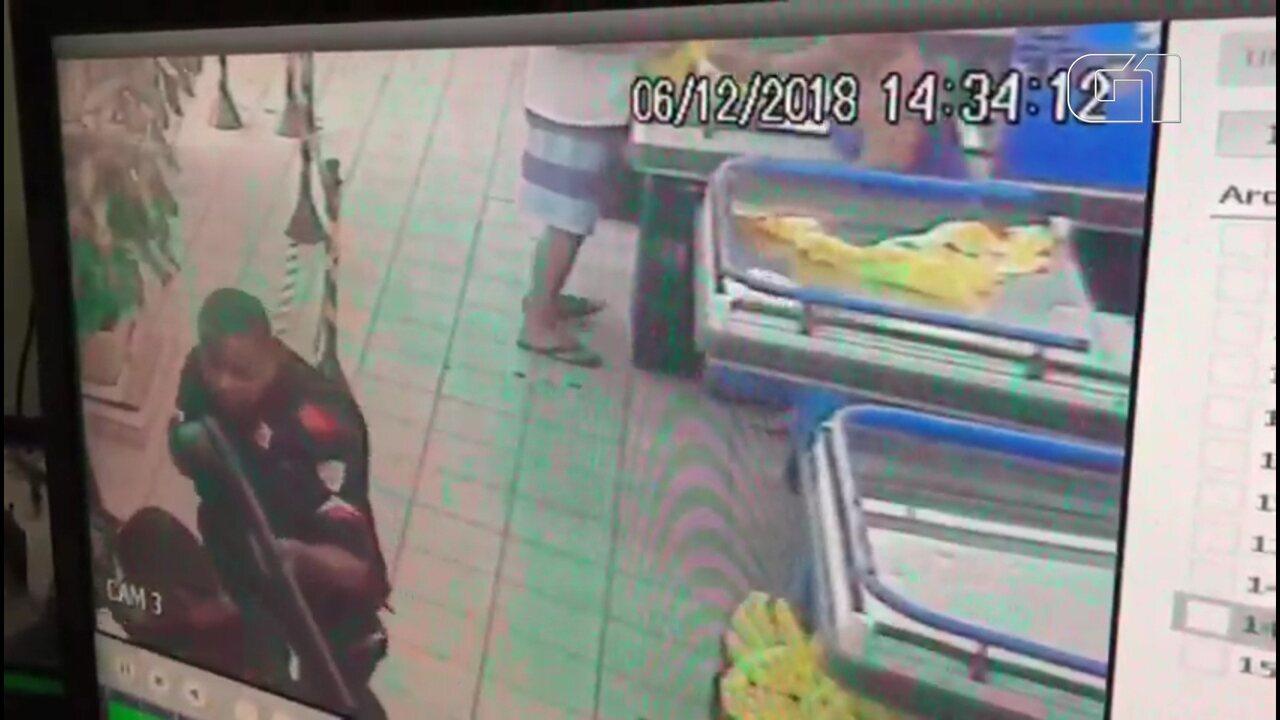 Vigilante é morto em tentativa de assalto a carro forte