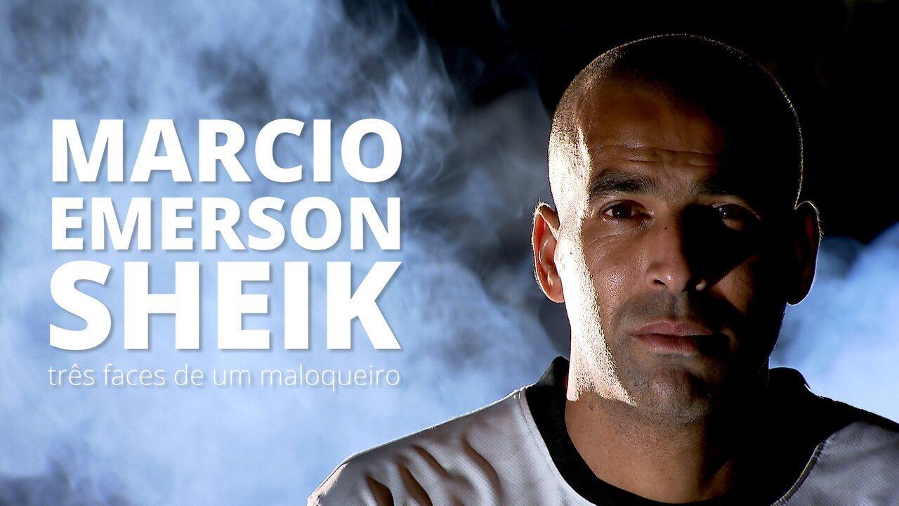 Marcio Emerson Sheik – Três faces de um maloqueiro