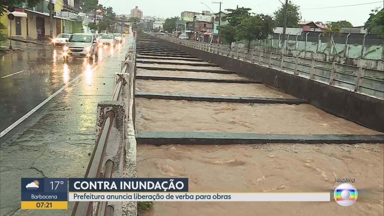 Prefeitura de BH anuncia verba para obras contra enchentes