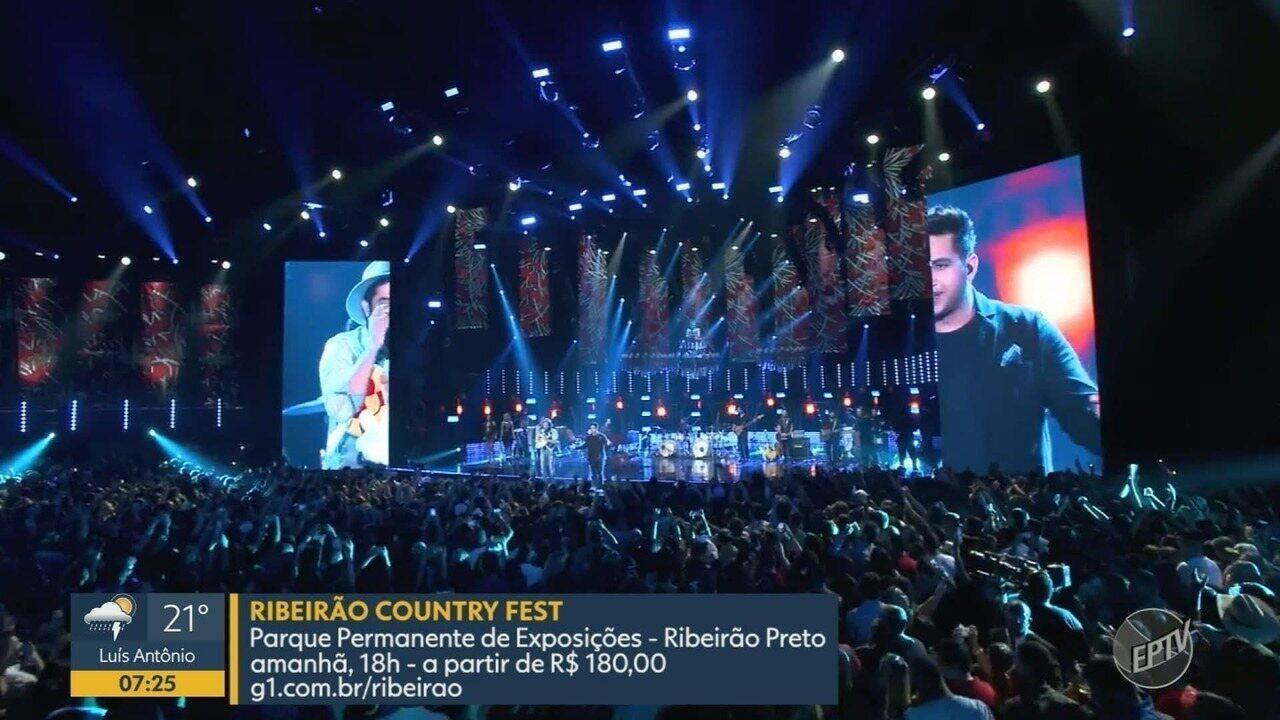 Confira a programação cultural no final de semana na região de Ribeirão Preto