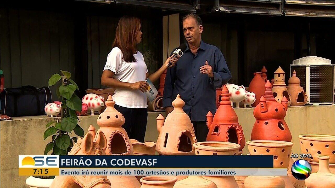 Evento irá reunir mais de 100 artesãos e produtores familiares
