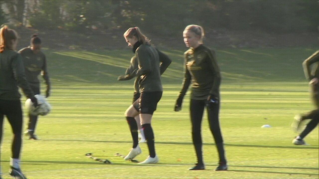 Sucesso da seleção inglesa é fruto da evolução da Premier League feminina