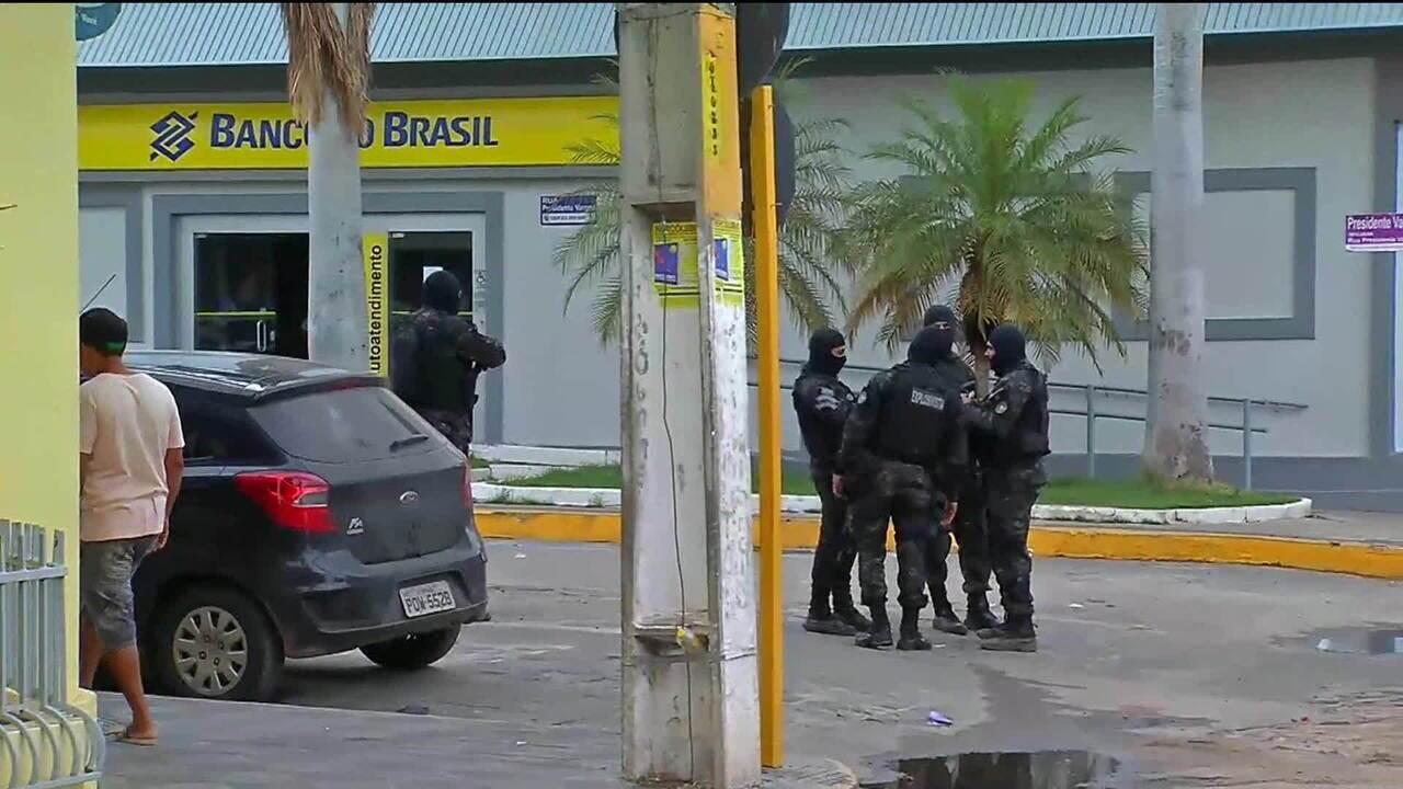 Tentativa de assalto a banco deixa 12 pessoas mortas no Ceará
