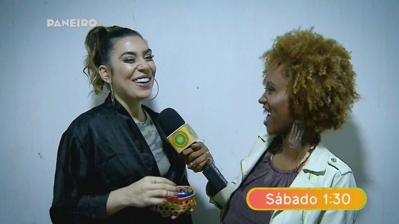 Paneiro de sábado (8) tem samba e surpresa
