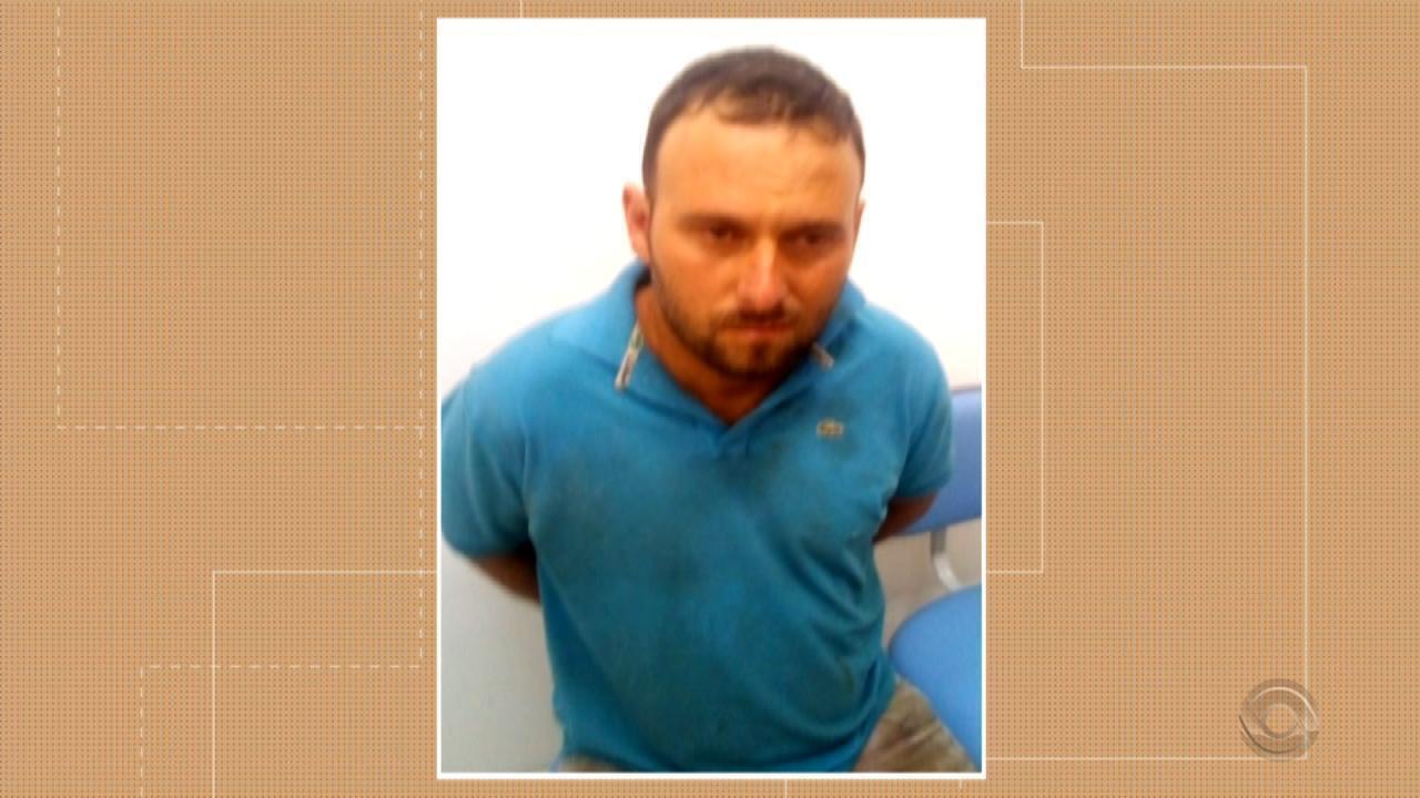 Homem é preso suspeito de bater e matar enteado de dois anos em Encruzilhada do Sul