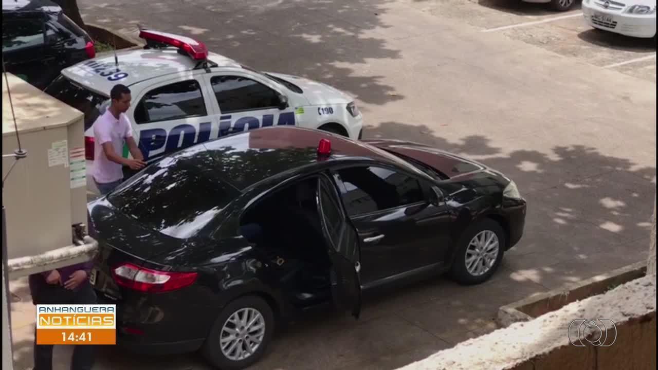 Deputado Daniel Messac é preso suspeito de determinar intimidação de testemunha em Goiás