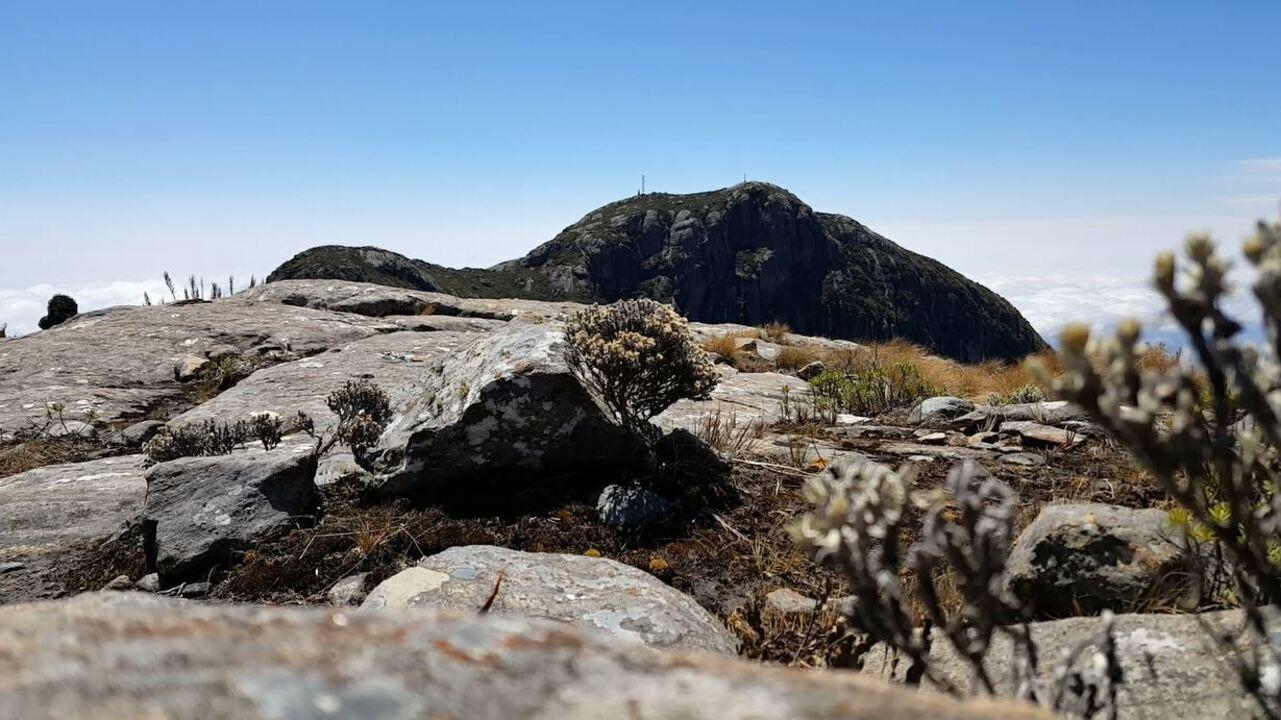 Aventura no Pico da Bandeira