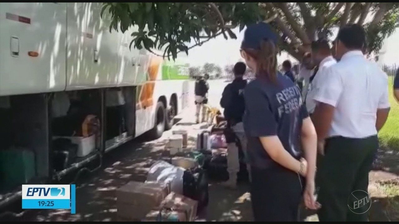 Receita e Polícia Rodoviária apreendem quase R$ 600 mil em produtos sem nota fiscal