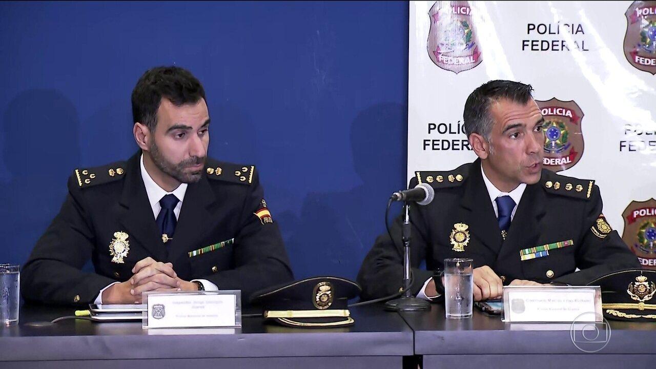 Foi preso em São Paulo espanhol foragido há mais de vinte anos por cinco assassinatos