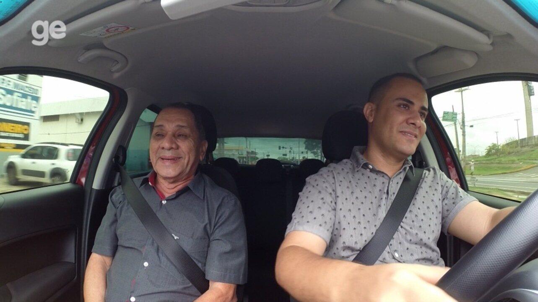 Passageiro GE: Bolinha fala sobre paixão ao esporte e família