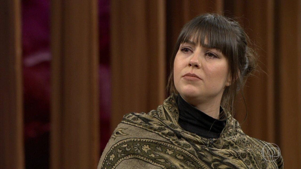 Zahira Lieneke Mous revela o que a levou a compartilhar sua história em uma rede social