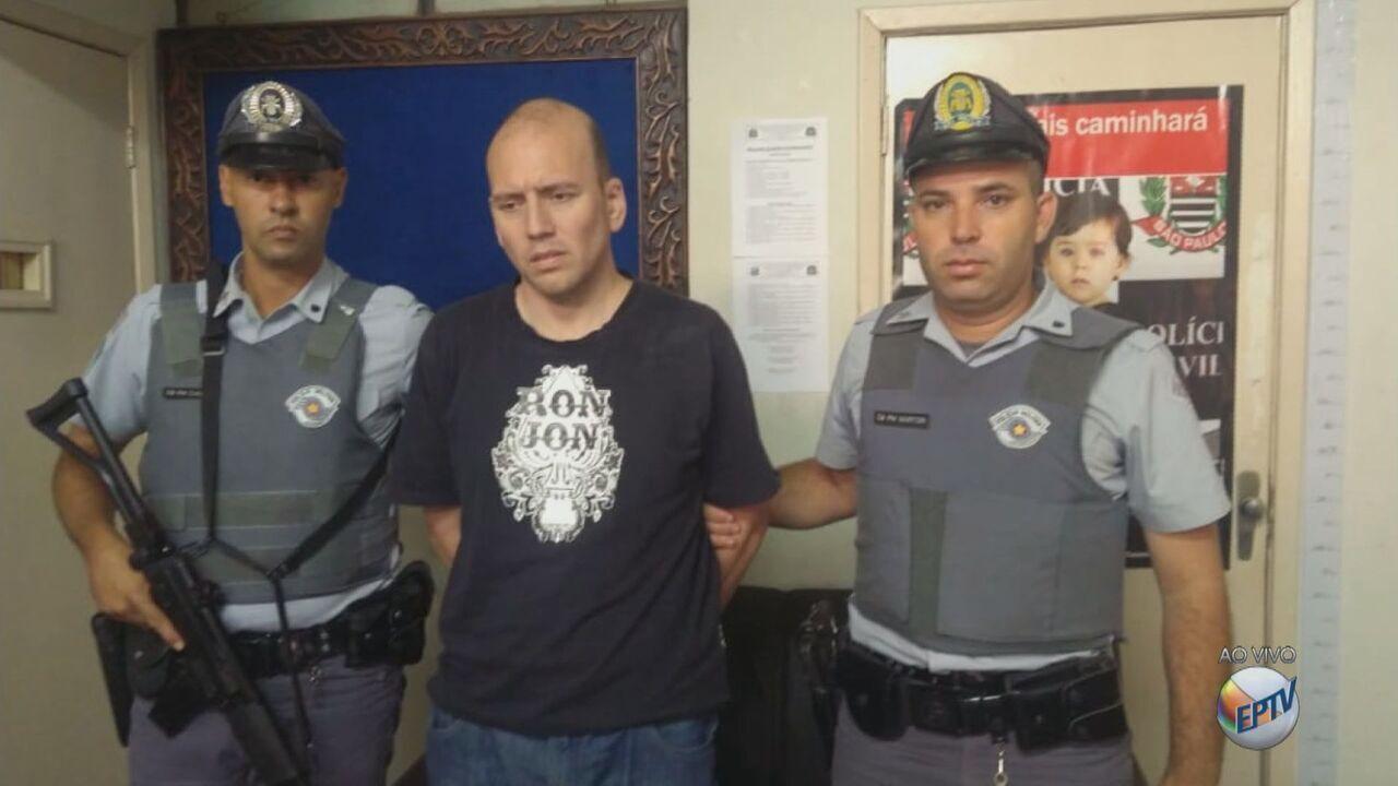 Suspeito de matar tatuador é preso a 500 km de São Carlos