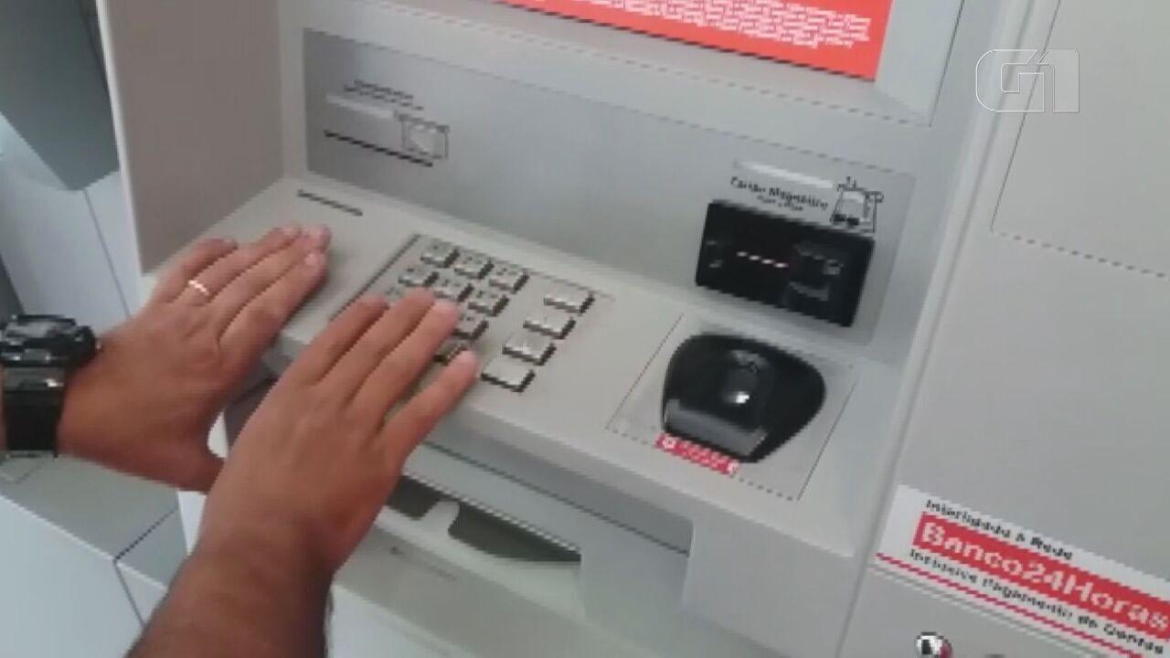 PM prende suspeito de instalar chupa-cabras em agências bancárias no Centro de São Carlos