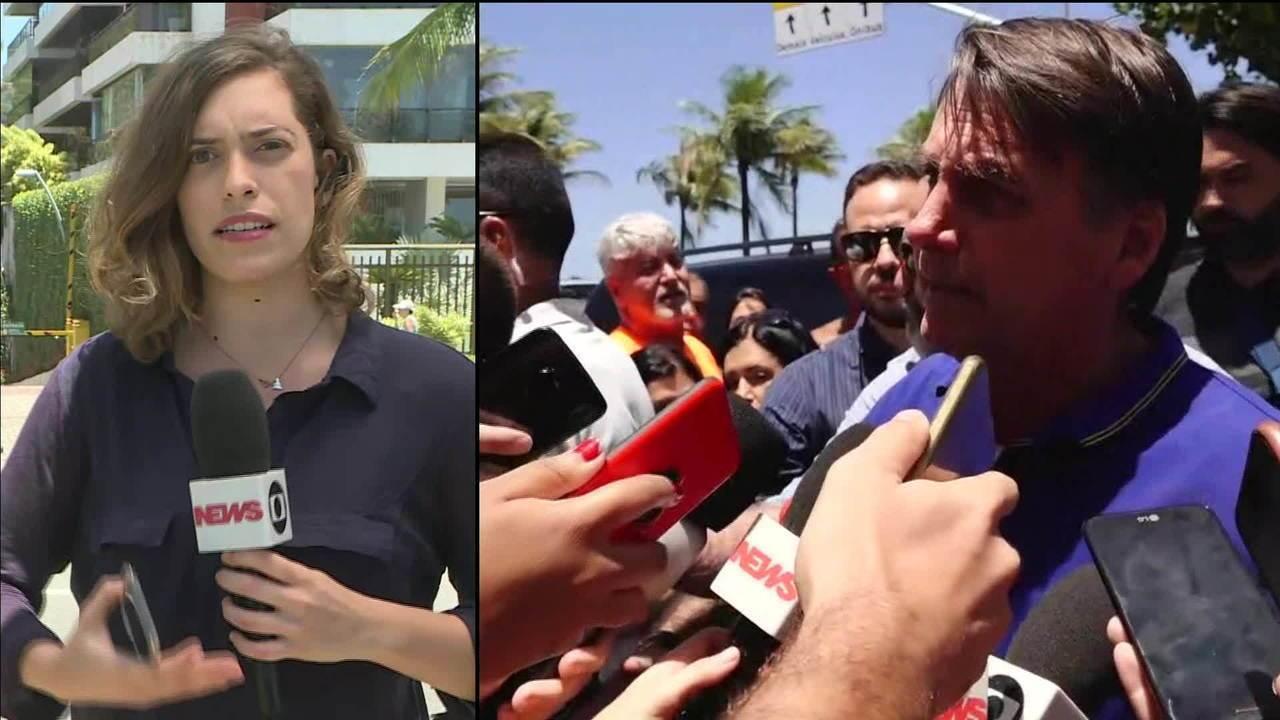 Bolsonaro diz que ex-assessor de Flávio vai explicar movimentação suspeita