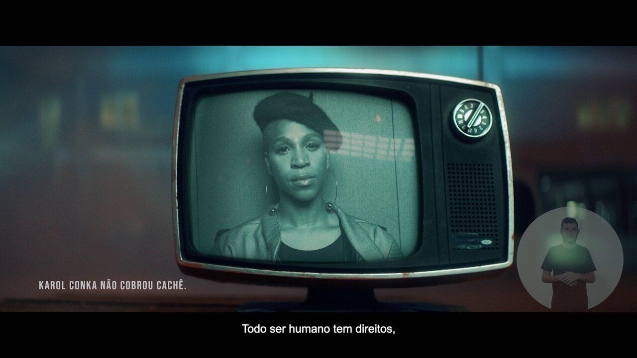 Conselho Nacional do Ministério Público explica direitos humanos em clipe
