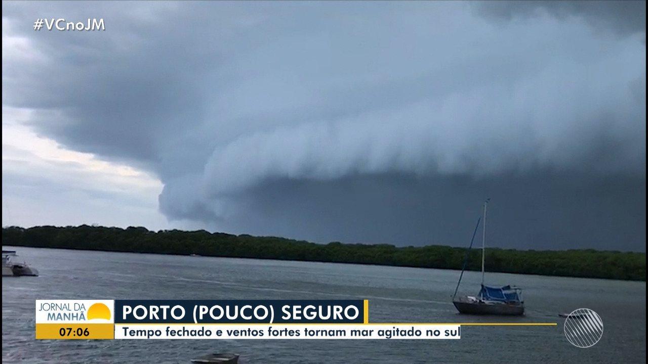 Resultado de imagem para chuva em porto seguro
