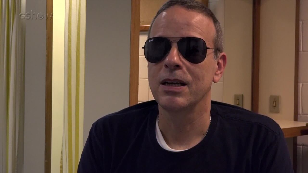 "Dudu Braga fala sobre a banda ""RC na Veia"""