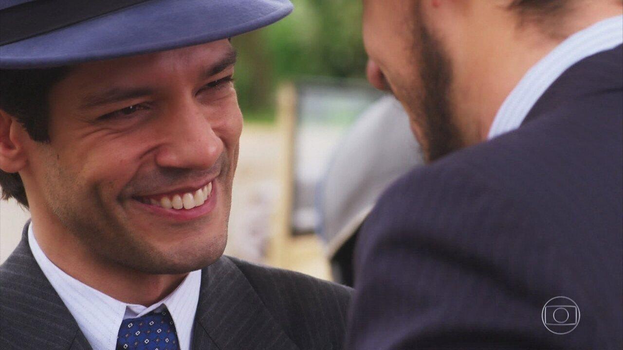 Gustavo Bruno pede ajuda ao seu irmão Otávio