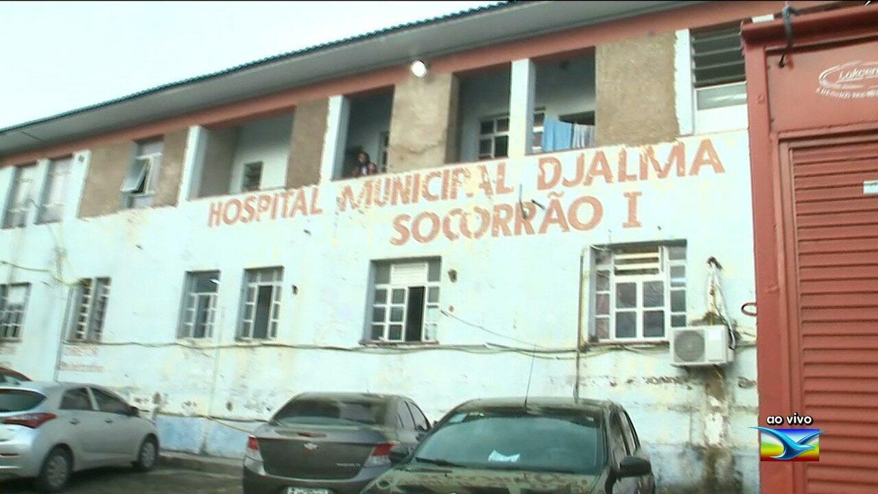 Vigilantes do Hospital Municipal Djalma Marques entram em greve em São Luís