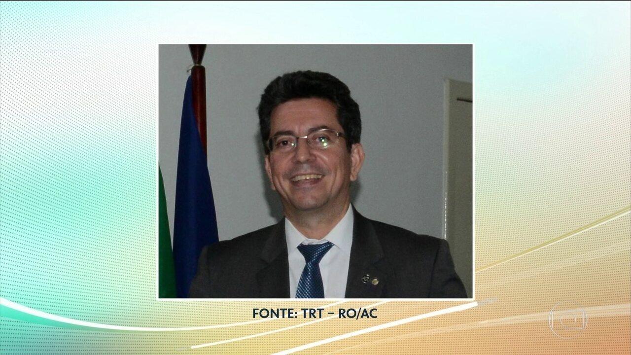 Ministro do Trabalho Ricardo Leite é suspenso do cargo