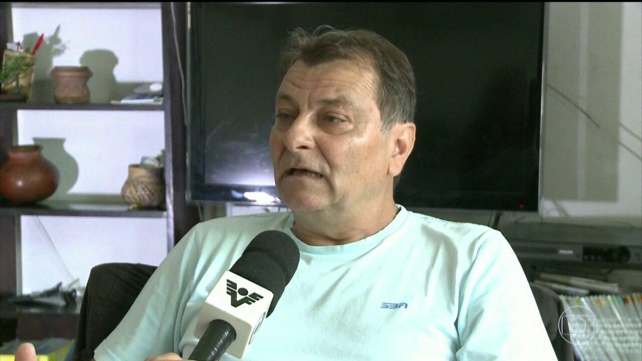 Cesare Battisti é considerado foragido da Justiça brasileira