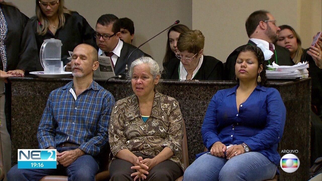 Defensores de canibais apresentam argumentos no segundo dia de julgamento, no Recife