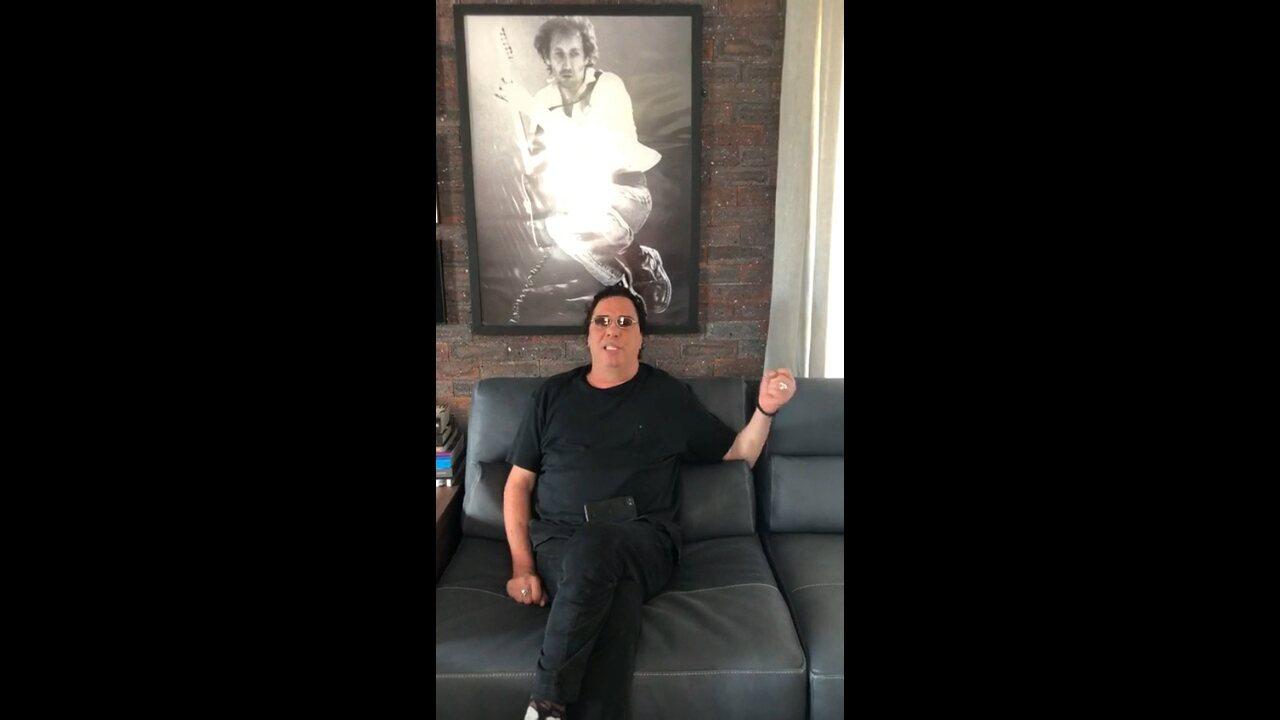 Casagrande faz campanha para tratamento do ex-goleiro Jairo, que luta contra o câncer