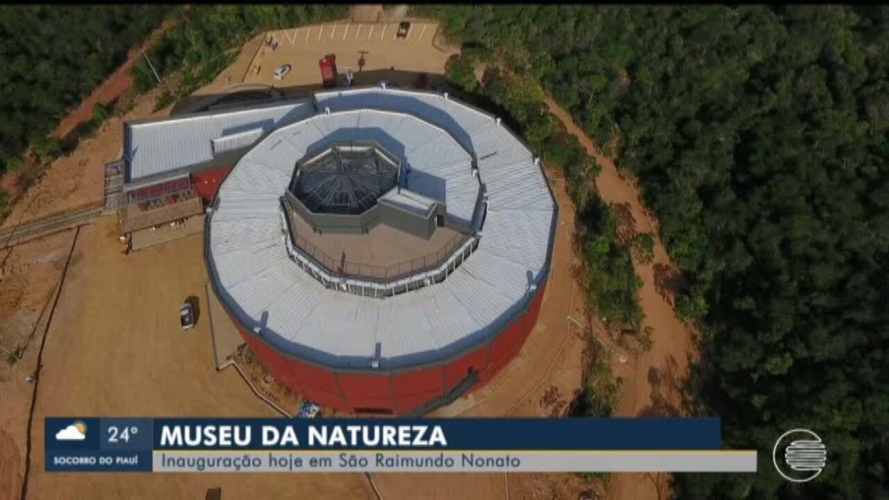 Museu da Natureza será inaugurado nesta terça-feira (18) em São Raimundo Nonato