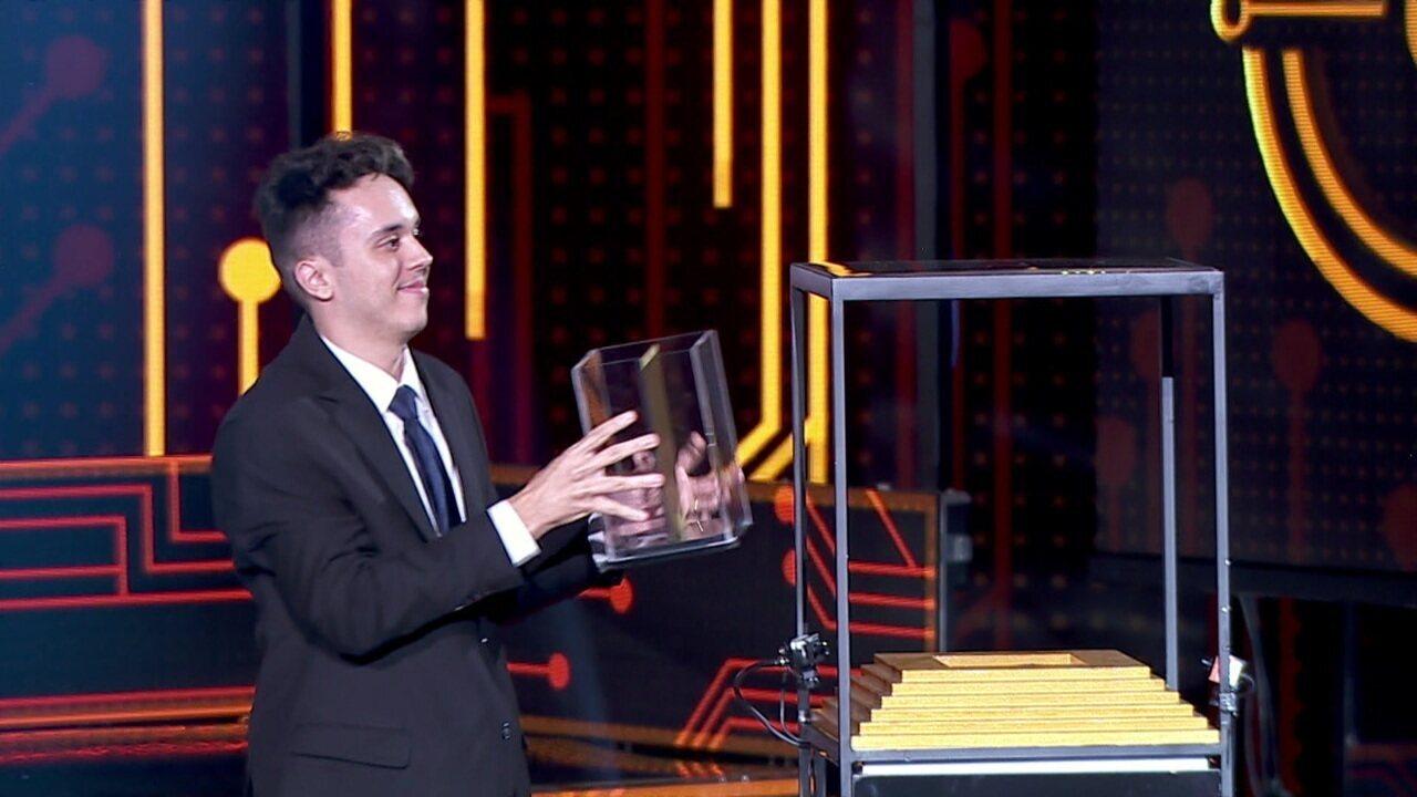 Nesk é eleito o melhor atleta de Rainbow Six Siege no Prêmio eSports Brasil 2018