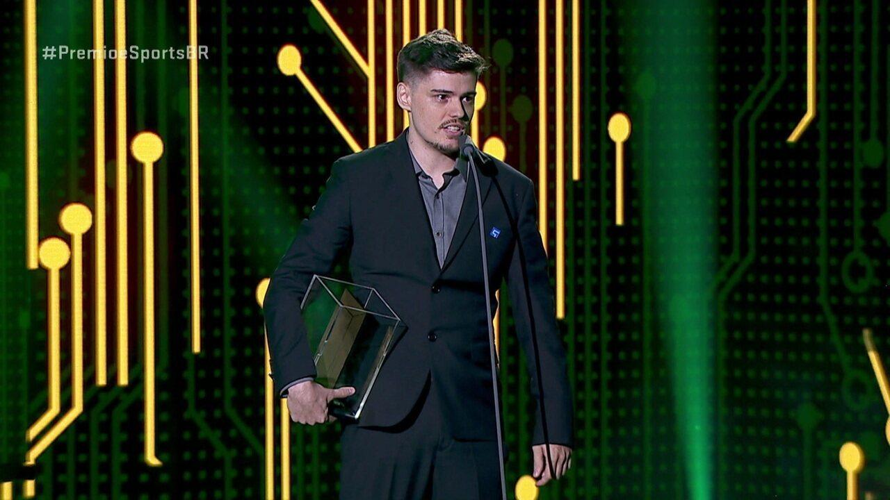 Netenho é eleito o melhor streamer no Prêmio eSports Brasil 2018