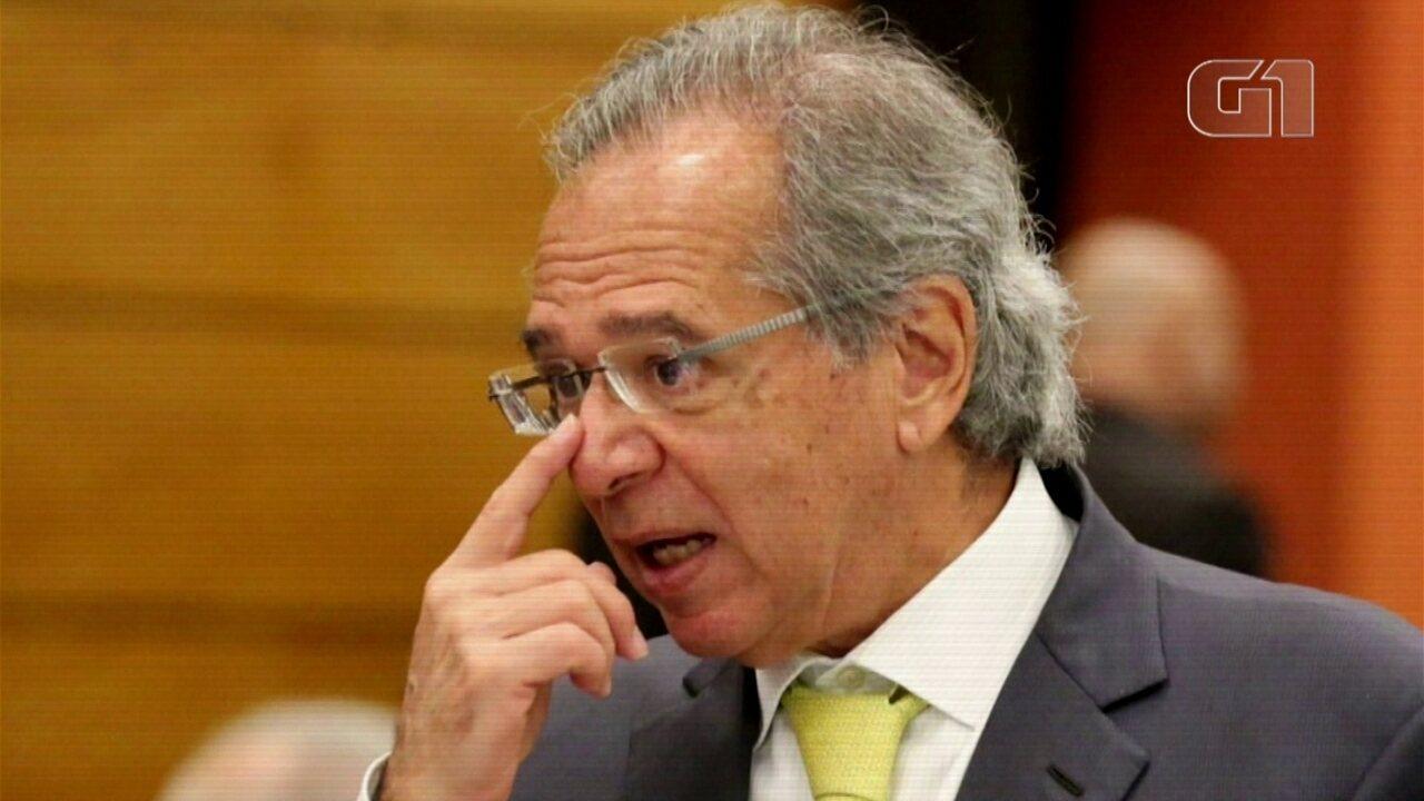 Ministros de Bolsonaro: Paulo Guedes