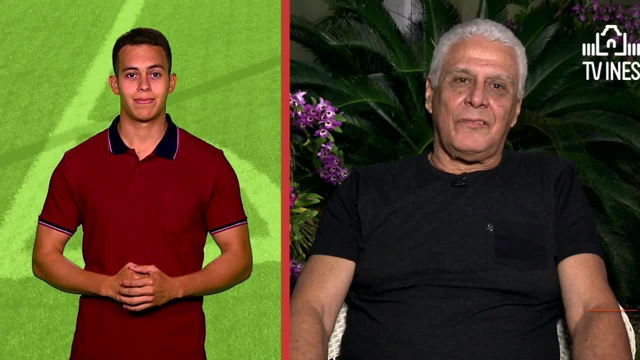 Mão na Bola: Roberto Dinamite fala sobre os gols de oportunismo e sua posição em campo