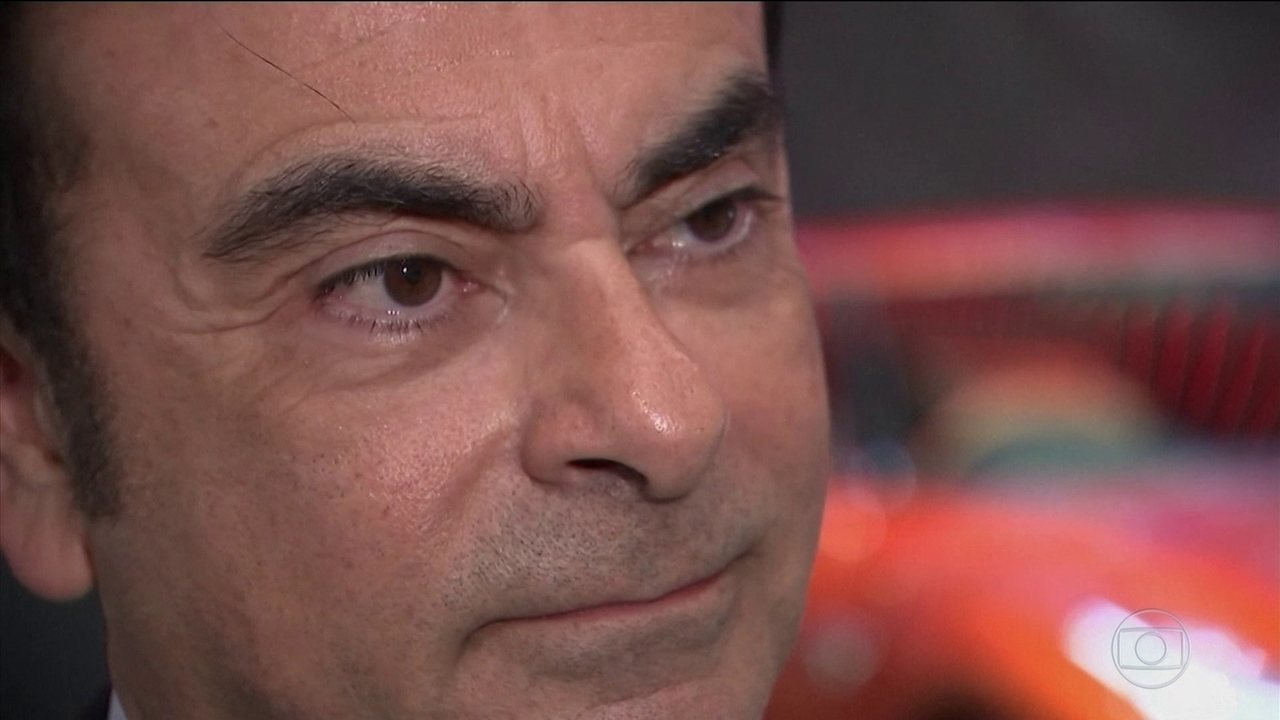 Promotores japoneses apresentam novo pedido de prisão contra Carlos Ghosn