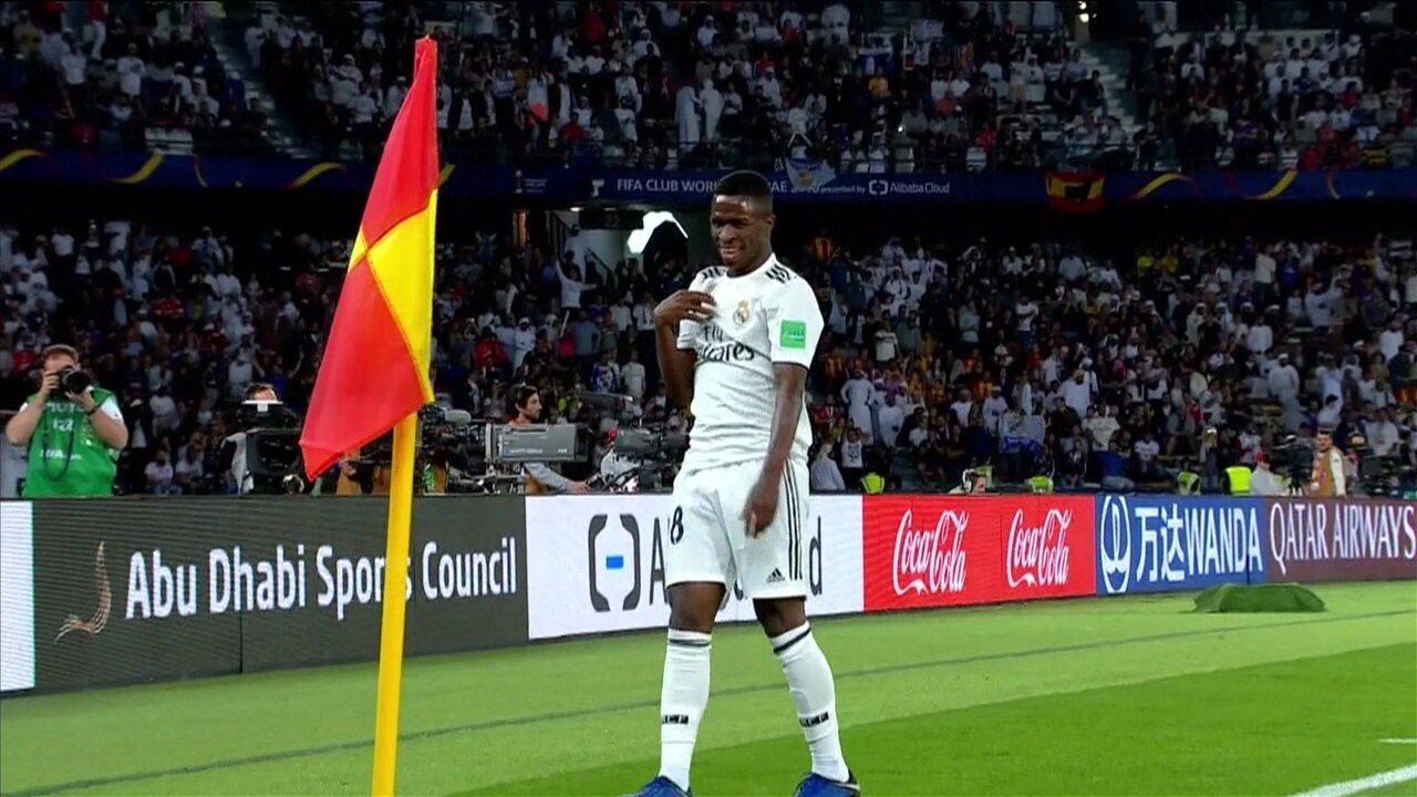 Os melhores momentos de Real Madrid 4 x 1 Al Ain na final do Mundial de clubes