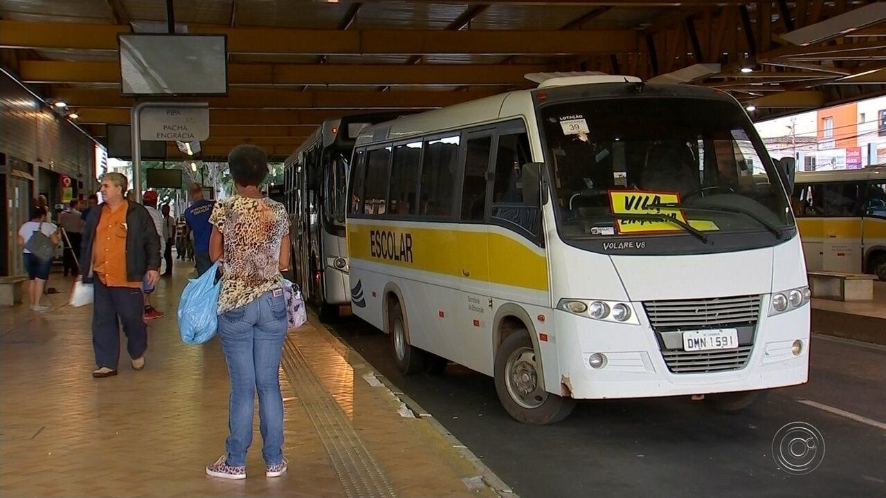 Prefeitura de Catanduva assina contrato emergencial com empresa de transporte público