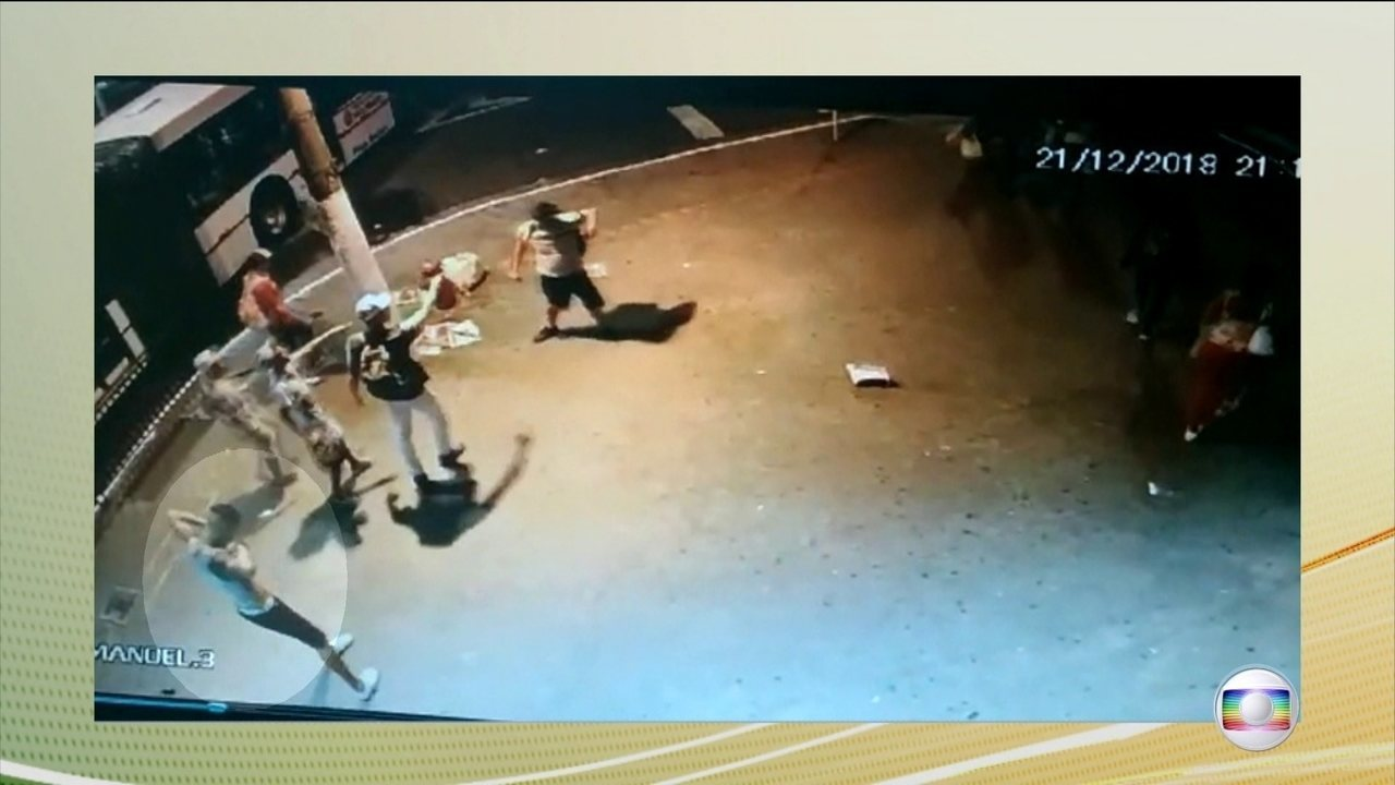 Polícia de SP usa imagens de câmera de segurança em investigação de crime de homofobia