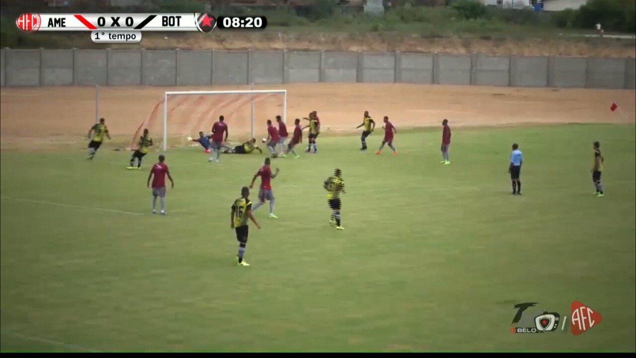 2fc0387804 Botafogo-PB vence o América-RN em jogo-treino realizado em Parnamirim
